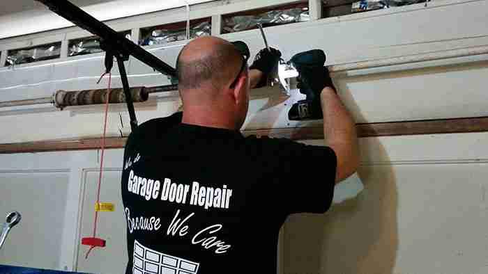 garage door repair Perry Hall MD